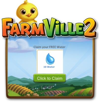 Farmville 2 Free 10 Water