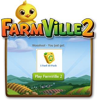 Farmville 2 Free 10 Biofuel
