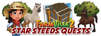 Farmville 2 Star Steeds Quests