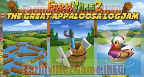 Farmville 2 The Great Appaloosa Logjam