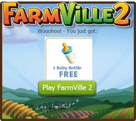 Farmville 2 Free Bottle