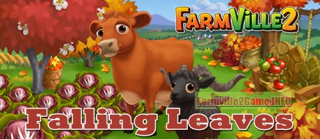 Farmville 2 Fallen Leaves