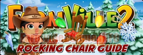 Farmville 2 Rocking Chair