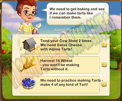 Farmville 2 A Taste Like I Remember