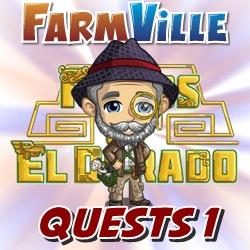 Farmville El Dorado Quest 1