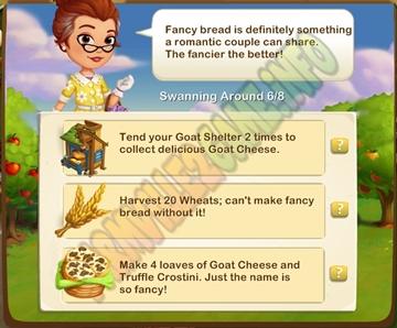 Farmville 2 The Amazing Crostini Quest