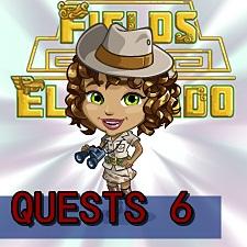 Farmville El Dorado Quests 6