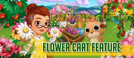 Farmville 2 Flower Cart