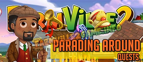 Farmville 2 Parading Around Quests