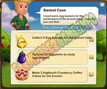 Farmville 2 Basket Case