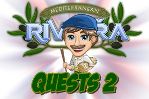 Farmville Mediterranen Riviera Quests 2