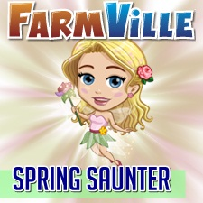 Farmville Spring Saunter Quests