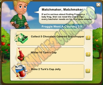 Farmville 2 Matchmaker Matchmaker