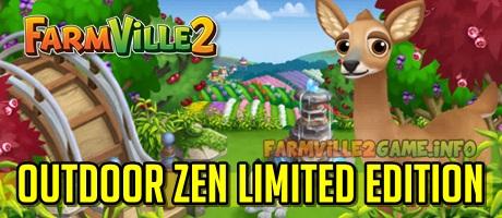 Outdoor Zen Limited Edition