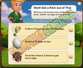 Farmville 2 Shell Get a Kick out of This