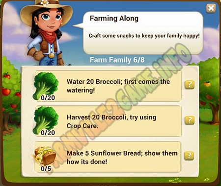 Farming Along
