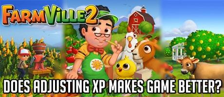 XP Points Changes