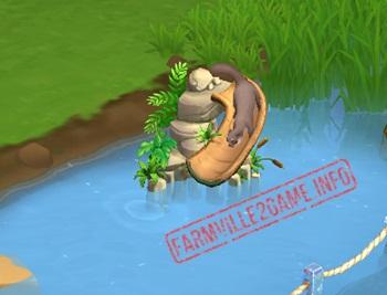 Otter sliding