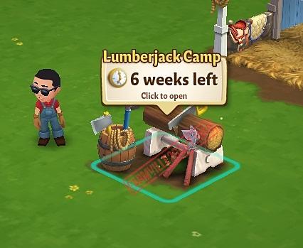 Lumberjack Camp