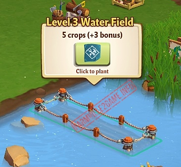 Level 3 Water Fields