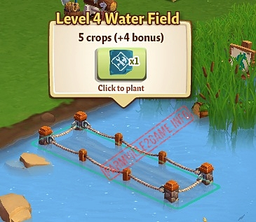 Level 4 Water Fields