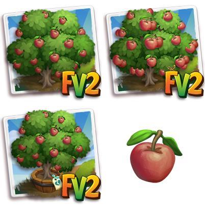 Niedzwetzky's Apple Tree