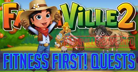 Farmville 2 Fitness First Quests
