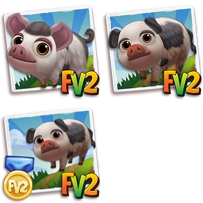 Turopolje Mini Pig
