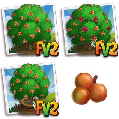 Nana Berry Tree