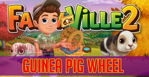 Farmville 2 Guinea Pig Wheel