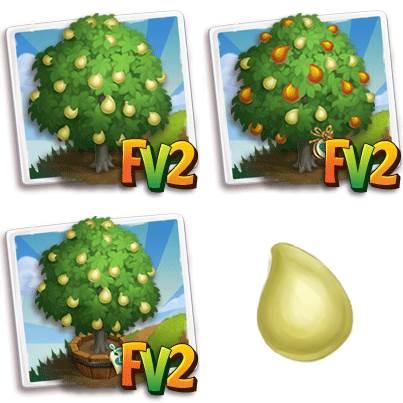 Chicle Gum Tree