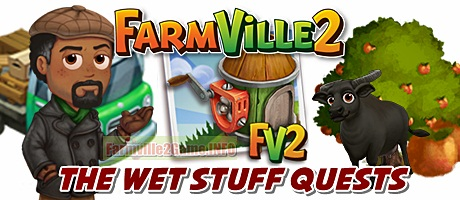 Farmville 2 The Wet Stuff