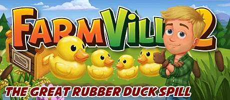 Farmville 2 The Great Rubber Duck Spill