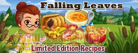 Falling Leaves Recipe