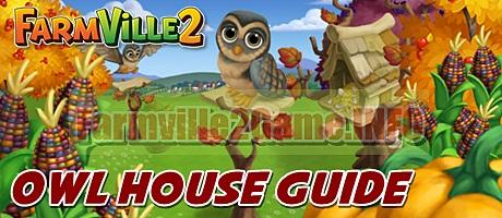 Farmville 2 Owl House Guide