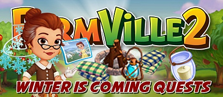 Farmville 2 Winter is Coming