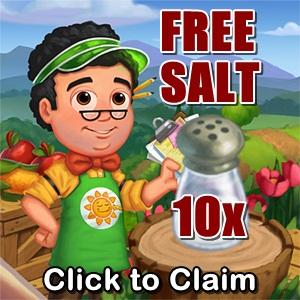 FREE Salt x10