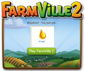 Farmville 2 FREE Fuel x4