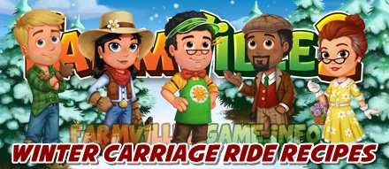Farmville 2 Winter Carriage Ride