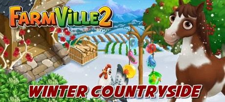 Farmville 2 Winter Countryside