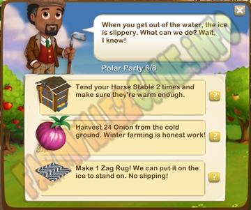 Cut a Rug Quests