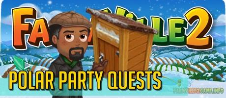 Farmville 2 Polar Party Quests