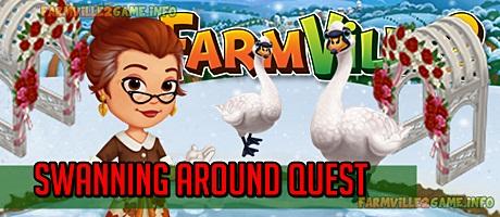 Farmville 2 Swanning Around Quest