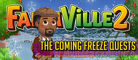 Farmville 2 The Coming Freeze