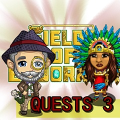 Farmville El Dorado Quest Chapter 3