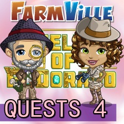 Farmville El Dorado Quests 4