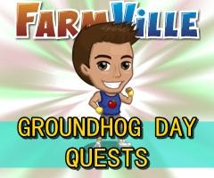 Farmville Groundhog Day Mission