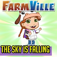 FarmVille The Sky is Falling Mission