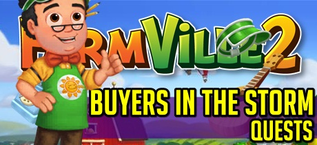 Farmville 2 Buyers in the Storm