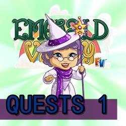 Farmville Emerald Valley Quests 1